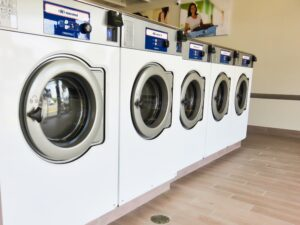 Our giant 77 lb washers